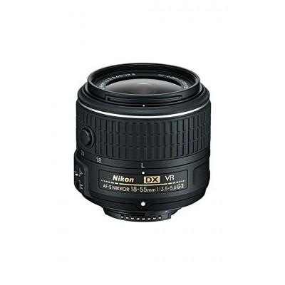 Nikon AF-P DX NIKKOR 18-55mm f/3.5-5.6G VR (bulk)